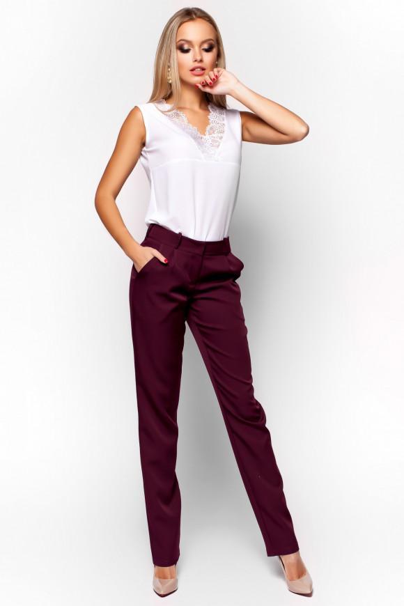 0f370608a4d Блуза без рукавов с V образным вырезом Jadone Fashion Окси купить в ...