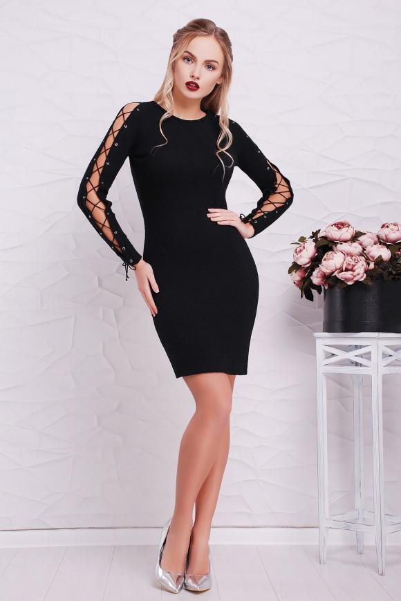 4c855764f2d Платье с дизайнерскими рукавами Glem Влада д р купить в Киеве