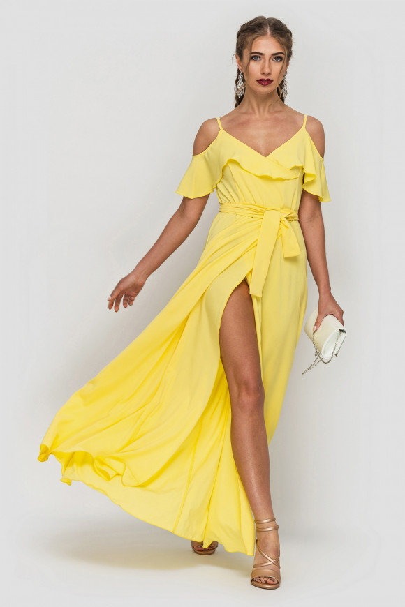 f35be01fed92b25 Платье летнее в пол TessDress Фёкла купить в Киеве | Modax.ua