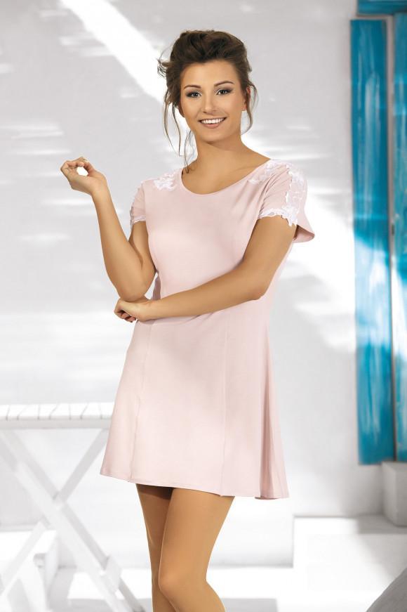3bd44fd4e646 Ночная рубашка из вискозы Ava Elegant PJ 1 купить в Киеве | Modax.ua