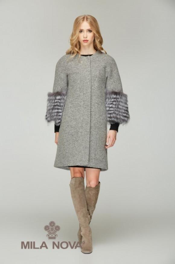 701263861d8 Пальто женское Mila Nova ПВ-36 купить в Киеве