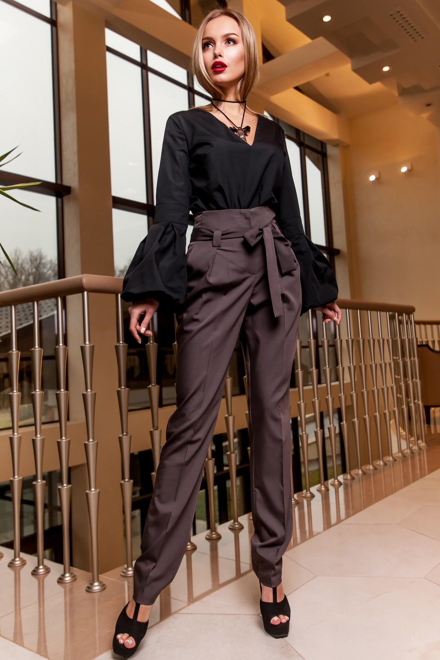 c6332fb64b75 Женские брюки офисном стиле Jadone Fashion Норис купить в Киеве ...