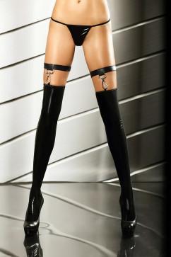 Эротические чулки Lolitta Extraordinary stockings