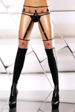 Эротические чулки Lolitta Imperial stockings