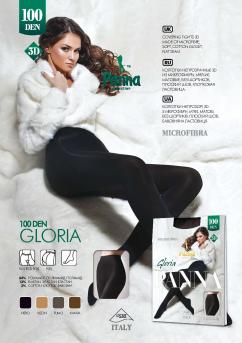 Колготки Panna Gloria 100 den 3D