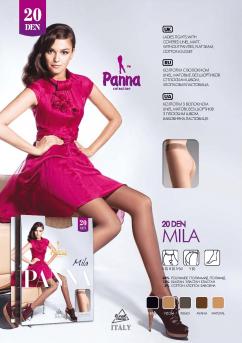 Колготки с волокном Linel Panna Mila 20 den
