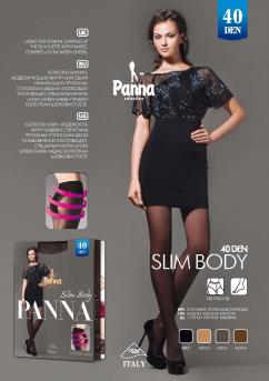 Колготки Panna Slim Body 40 den