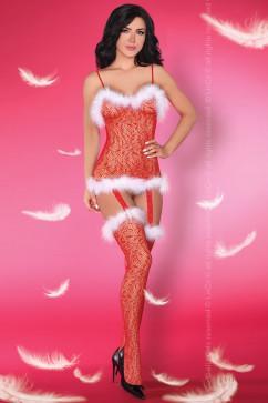 Бодистокинг Livia Corsetti Catriona Christmas