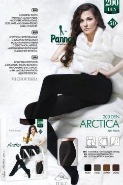 Теплые колготки на зиму Panna Arctica 200 den