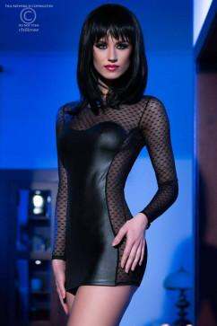 Эротическое платье ChiliRose CR-4034