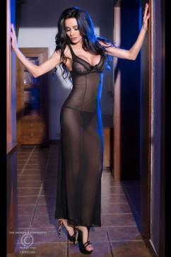 Соблазнительное платье для жаркой ночи ChiliRose CR-4115
