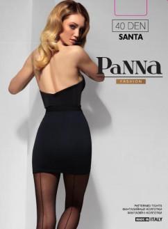 Колготки стройнящие ножки Panna Santa 40 den