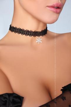 Украшение на шею со снежинкой Livia Corsetti 37768