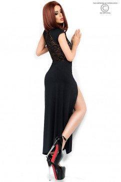 Соблазнительное платье с ажурной спинкой ChiliRose CR-3858
