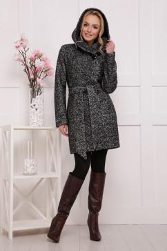 Пальто с капюшоном Glem П-311