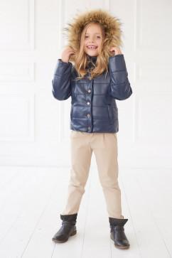 Куртка LuxLook Кожа детсккое