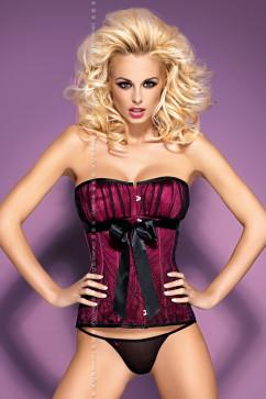 Гламурный корсет Rubines corset со стрингами
