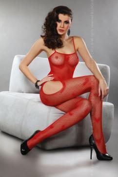 Бодистокинг Livia Corsetti  Tatinia red