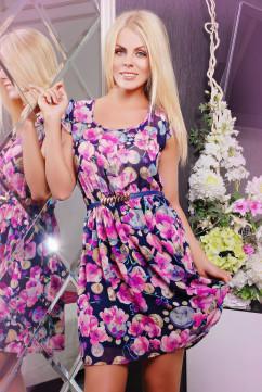 Платье Irena Richi Сакура