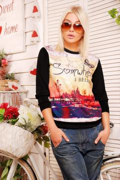 Кофта Sublimation KF-1193