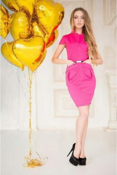 Платье LuxLook Платье круглый карман