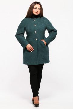 Яркое женское пальто Vlavi 2011