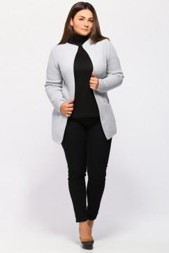 Кардиган с карманами без подкладки Vlavi 3538