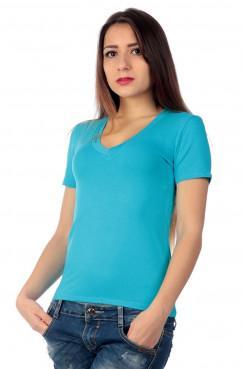 Удобная женская футболка Loran 7633