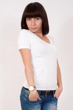 Красивая футболка Loran 7641