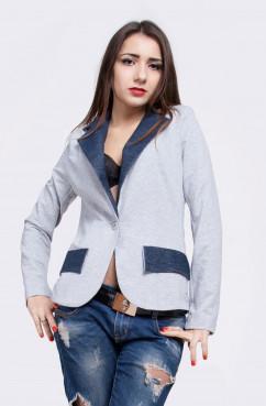 Пиджак с отложным воротником Loran SG300