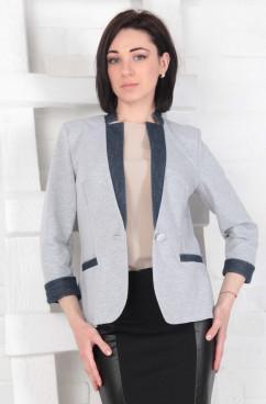 Пиджак на одну пуговицу Loran Клементина