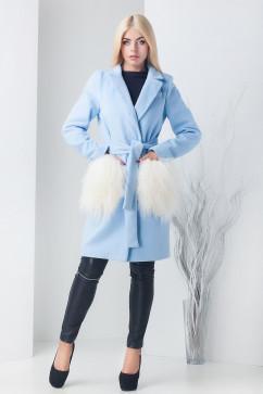 Пальто Mari boutique М240.2