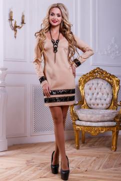 Изящное платье Seventeen 2445