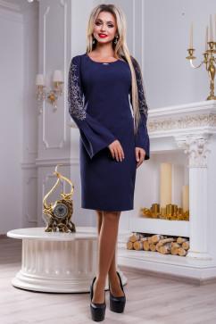 Платье с рукавом волан-фонарик Seventeen 2466