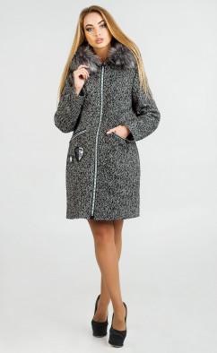 Женское пальто паркетка Leo Pride Дания
