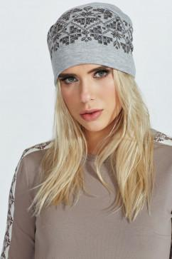 Оригинальная женская шапка Nenka 491