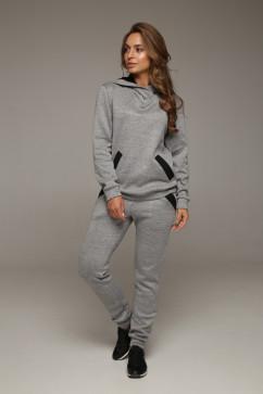 Штаны в спортивном стиле Lavana Fashion 1604