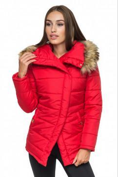 Куртка со съемным мехом 0101 Brand 1044