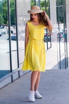 Универсальное платье-сарафан Daminika 11729