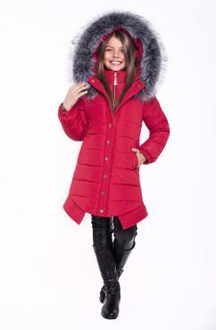 Куртка для девочки Sofia Shelest Прага