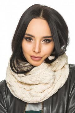 Теплый шарф-снуд 0101 Brand 3081