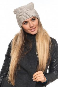 Стильная женская шапка 0101 Brand арт. 151
