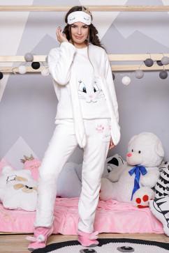 Теплая пижама Daminika 81708
