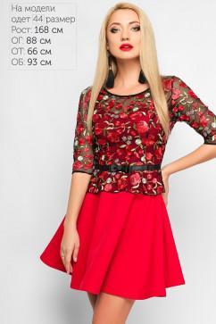 Платье LiPar 3162