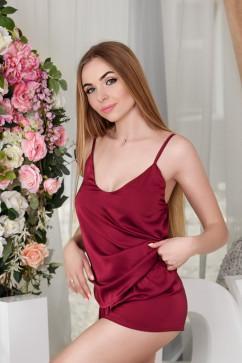 Пижама Amella Novak Пижама шелк майка с шортами