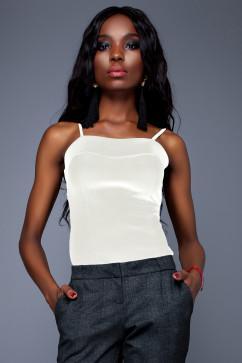 Топ Jadone Fashion Лози укороченный