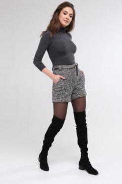 Шорты из трикотажа букле Lavana Fashion MARGIE