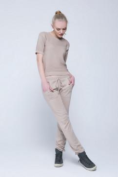 Хлопковые спортивные штаны Sewel LS419
