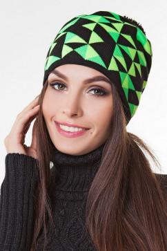 Яркая женская шапка Sewel BW301
