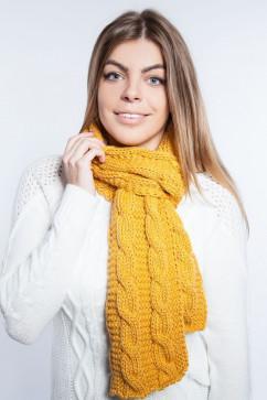 Теплый женский шарф Sewel AW319